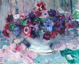 """Арт-студия """"Кентавр"""" - Лоди Жан (1877-1956) - """"Цветы"""" №010025"""