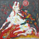"""Арт-студия """"Кентавр"""" - """"Белый бык""""  №010291"""