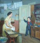 "Арт-студия ""Кентавр"" - ""Опять пятерка"" 1954 г. №010567"