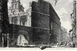 """Арт-студия """"Кентавр"""" -  """"Вид руин форума римского императора Нерва"""" №011643"""
