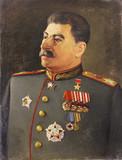 """Арт-студия """"Кентавр"""" - """"Портрет И.В. Сталина""""  №011755"""