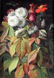 """Арт-студия """"Кентавр"""" - Нильс Петер Расмуссен (1847-1918) - """"Осенний букет"""" 1883г №011883"""