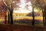 """Арт-студия """"Кентавр"""" - """"Осенний лес""""  №012272"""