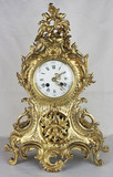 """Арт-студия """"Кентавр"""" - Старинные часы в стиле барокко №012511"""
