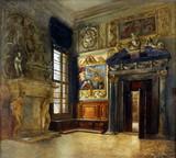 """Арт-студия """"Кентавр"""" - """"Зал Антиколлегии в Палаццо Дожей в Венеции"""" №012649"""
