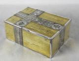 "Арт-студия ""Кентавр"" - Коробка для хранения сигар. 1899-1908 годы №012702"