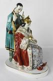"""Арт-студия """"Кентавр"""" - Фарфоровая статуэтка """"Китайский император"""" №012876"""