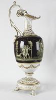 """Арт-студия """"Кентавр"""" - Антикварный кувшин с изображением античных сцен №012885"""
