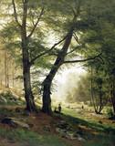 """Арт-студия """"Кентавр"""" - Эбель Фриц Карл Вернер (1835-1895) - """"Дети на поляне"""" №012901"""