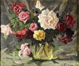 """Арт-студия """"Кентавр"""" -  """"Розы"""" №012990"""