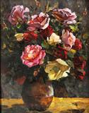 """Арт-студия """"Кентавр"""" - """"Натюрморт с розами"""" №013003"""