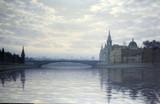 "Арт-студия ""Кентавр"" - ""Вид на Большой Москворецкий мост, Кремль, гостиницу Балчуг"" №013245"