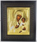 """Арт-студия """"Кентавр"""" - Старинная икона """"Иверская Пресвятая Богородица"""" №013258"""