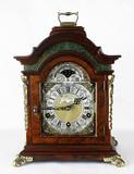 """Арт-студия """"Кентавр"""" -  Каминные часы с мелодичным боем 1930-1940 гг №013382"""