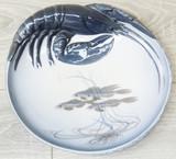 """Арт-студия """"Кентавр"""" - Блюдо с лобстером для морепродуктов  №013528"""