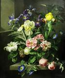 "Арт-студия ""Кентавр"" - Купер Гералд (1898-1975) - ""Букет цветов"" №013586"