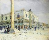 "Арт-студия ""Кентавр"" - Фидиви - ""Дворец Дожей в Венеции"" №013588"