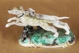 """Арт-студия """"Кентавр"""" - Фарфоровая статуэтка """"Охотничьи собаки"""" №013589"""