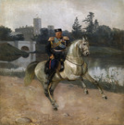 "Арт-студия ""Кентавр"" - ""Портрет императора Александра III"" №013665"