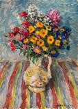 """Арт-студия """"Кентавр"""" - """"Полевые цветы в кувшине"""" №013763"""