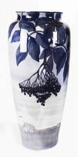 """Арт-студия """"Кентавр"""" - Антикварная ваза в стиле модерн (ар-нуво) №013784"""