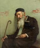 """Арт-студия """"Кентавр"""" - """"Еврей с тростью"""" №013791"""