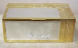 """Арт-студия """"Кентавр"""" - Старинная серебряная коробка для сигар с надписью """"Табак привозный"""" №014255"""