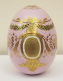 """Арт-студия """"Кентавр"""" - Большое пасхальное яйцо с изображением гирлянд и картушей №014362"""
