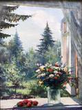 "Арт-студия ""Кентавр"" - ""Цветы на окне"" №014448"
