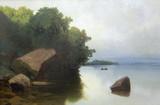 """Арт-студия """"Кентавр"""" - """"Вечер на озере"""" №014454"""