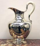 """Арт-студия """"Кентавр"""" - Антикварный серебряный кувшин для воды и напитков №014631"""