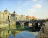 "Арт-студия ""Кентавр"" - ""Мраморный мост в Копенгагене"" №014637"