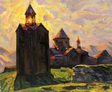 """Арт-студия """"Кентавр"""" - """"Ахпатский монастырь Армении"""" №014703"""