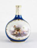 """Арт-студия """"Кентавр"""" - Старинная ваза с изображением играющих путти №014728"""