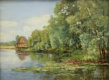 "Арт-студия ""Кентавр"" - ""Село Млёво Тверской области"" №014774"