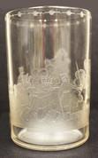 """Арт-студия """"Кентавр"""" - Стеклянный стакан 'Бородинская битва' №014950"""