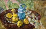 """Арт-студия """"Кентавр"""" - """"Айва и голубая бутылка"""" №015024"""