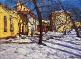 """Арт-студия """"Кентавр"""" - """"Вечер ранней весны. Москва"""" №015070"""