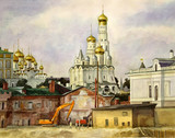 """Арт-студия """"Кентавр"""" - """"Колокольня Ивана Великого"""" №015074"""