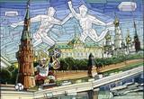 """Арт-студия """"Кентавр"""" - """"На Кремлевской набережной"""" №015082"""