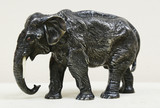 "Арт-студия ""Кентавр"" - Серебряная статуэтка ""Слон"" №015117"