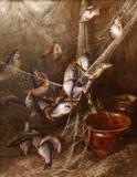 "Арт-студия ""Кентавр"" - ""Натюрморт с рыбой"" №015207"