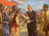 """Арт-студия """"Кентавр"""" - """"На гостеприимной Ташкентской земле"""" №015221"""