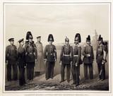 """Арт-студия """"Кентавр"""" - """"Гвардейский инвалид и ластовая полурота гвардейского экипажа. 1861 год"""" №015253"""