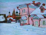 """Арт-студия """"Кентавр"""" - """"Розовый дом"""" №015320"""