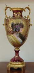 """Арт-студия """"Кентавр"""" - Антикварная ваза в стиле Арт нуво №007491"""