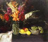 """Арт-студия """"Кентавр"""" - """"Натюрморт. Цветы и фрукты"""" №008987"""