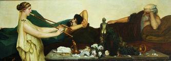 """Арт-студия """"Кентавр"""" - Гранадос - """"Античная сцена. Аллегория сна"""" №010384"""