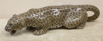 "Арт-студия ""Кентавр"" - Фарфоровая статуэтка ""Леопард"" №010736"