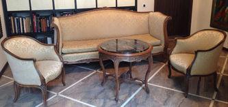 """Арт-студия """"Кентавр"""" - Мебельный гарнитур в стиле Людовика XV №010813"""